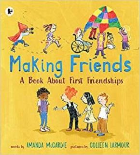 Making Friends by Amanda McCardie
