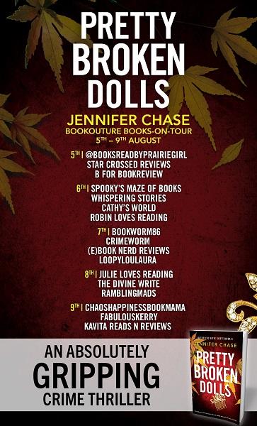 Pretty Broken Dolls - BT Poster