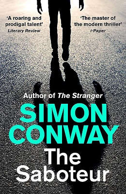 The Saboteur by Simon Conway