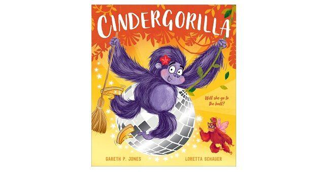 Feature Image - Cindergorilla by Gareth P. Jones