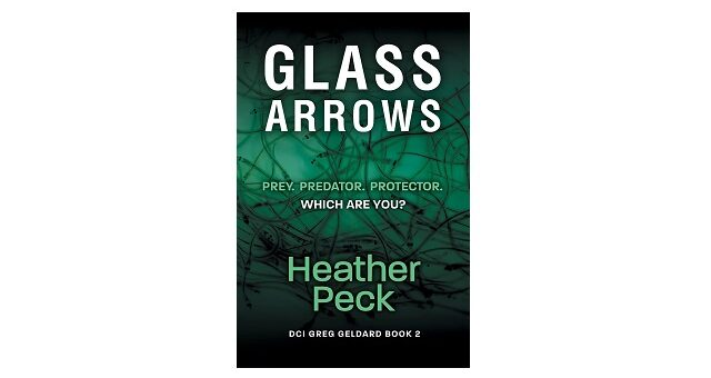 Feature Image - Glass Arrows by Heather Peck