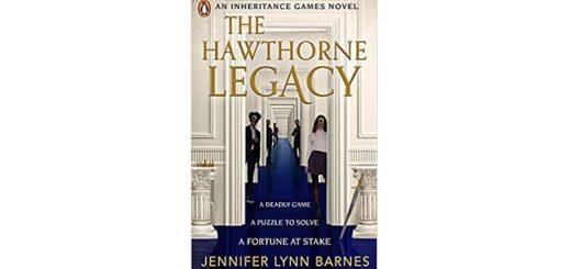 Feature Image - The Hawthorne Legacy by Jennifer Lynn Barnes