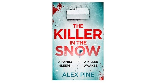 Feature Image - The Killer in the Snow by Alex Pine