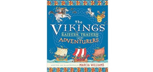 Feature Image - The Vikings by Marcia Williams