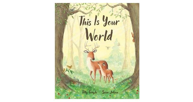 Feature Image - This is your world by Tilly Temple
