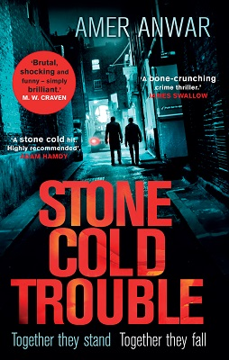 Stone Cole Trouble by Amer Anwar