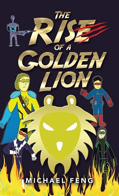 The Rise of a Golden Lion by Michael Feng