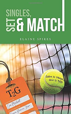 singles, set and match by elaine spires - singles series