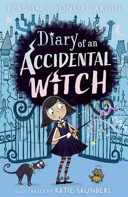 Diary of an Accidental Witch by Perdita and Honor Cargill