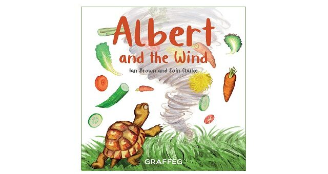 Feature Image - Albert and the Wind by Ian Brown