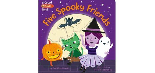 Feature Image - Five Spooky Friends by Danielle McLean