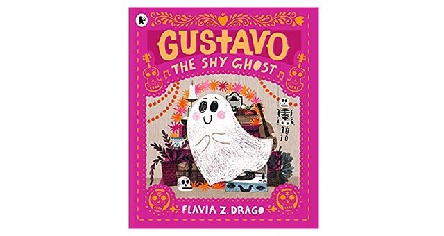 Feature Image - Gustav the Shy Ghost by Flavia Z. Drago