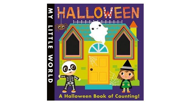 Feature Image - Halloween A halloween book of counting by Patricia Hegarty