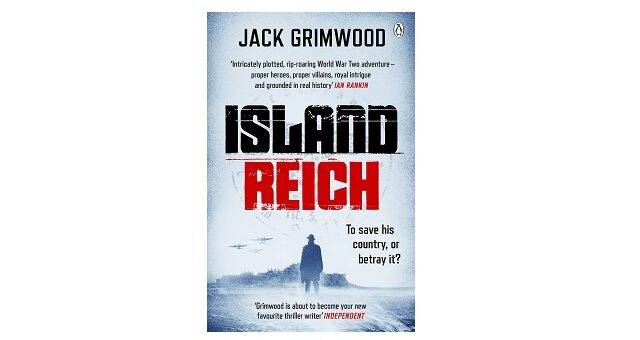 Feature Image - Island Reich by Jack Grimwood