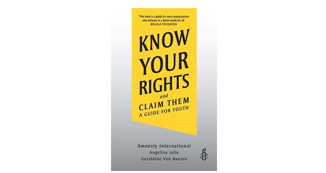 Feature Image - Know Your Rights and Claim Them by Amnesty International