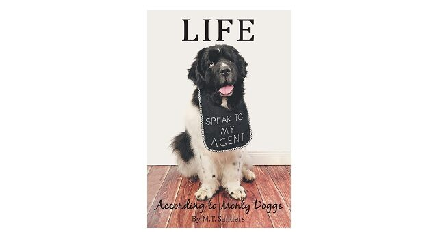 Feature Image - Life According to Monty Dogge by M.T. Sanders