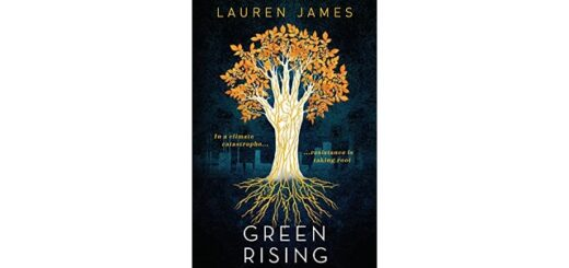 Feature Image - green rising lauren james