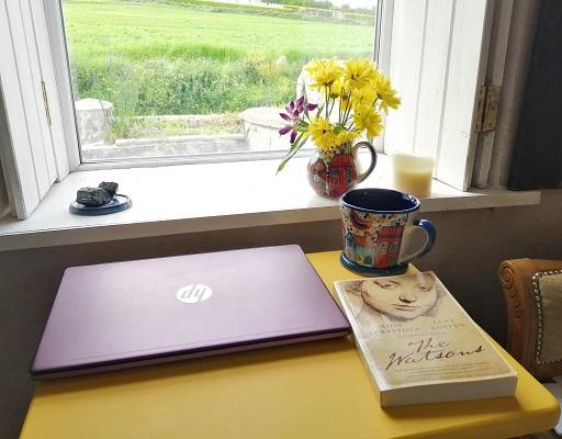Where Rose Servitova Writes