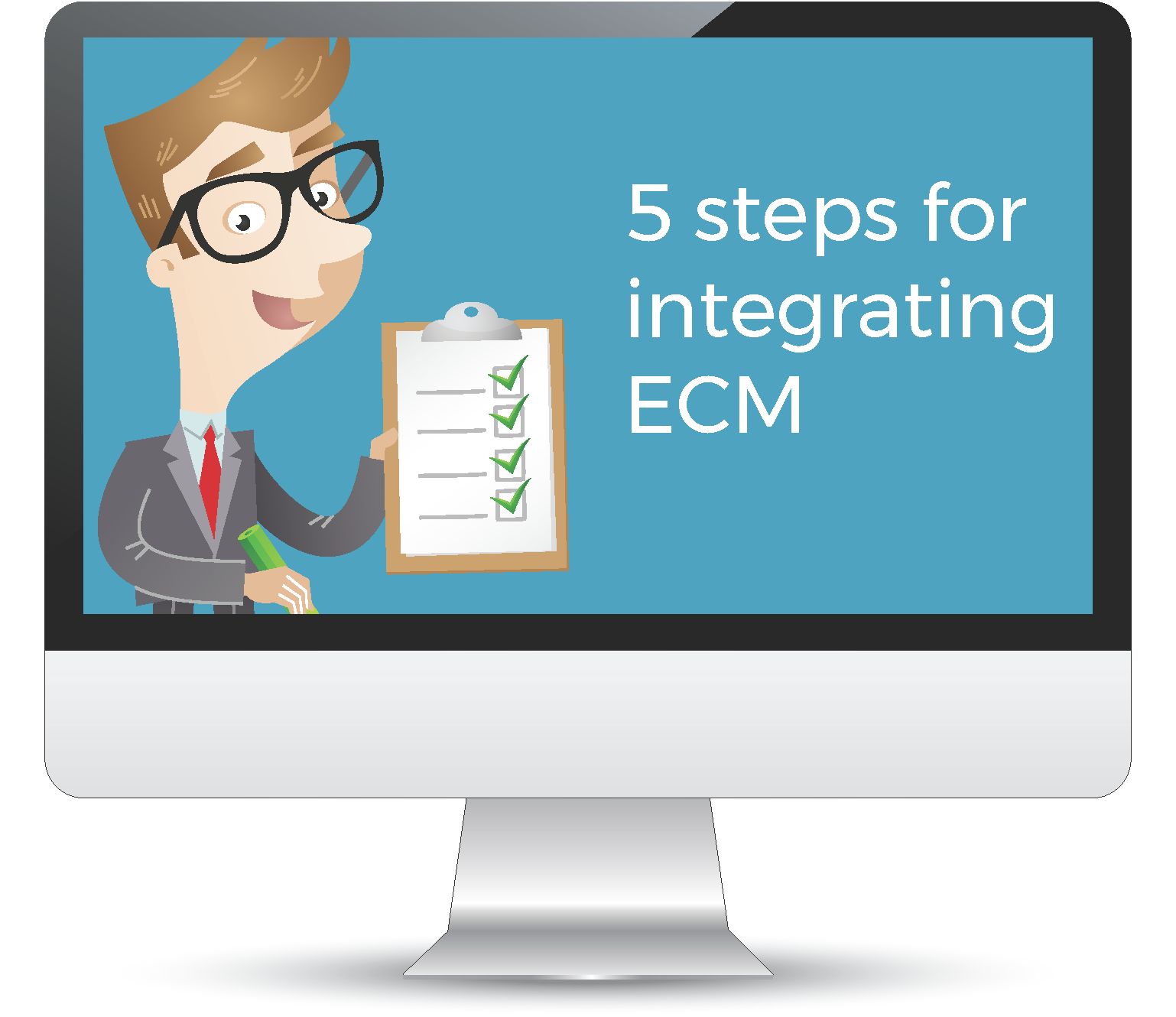 Integrating ECM