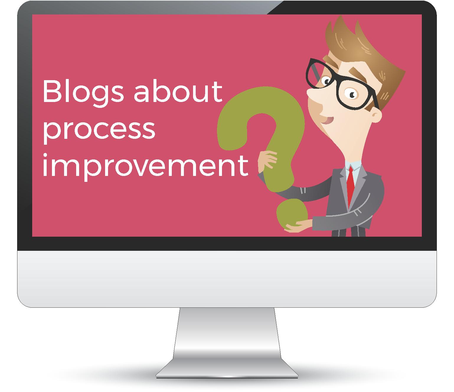 Process improvement blog