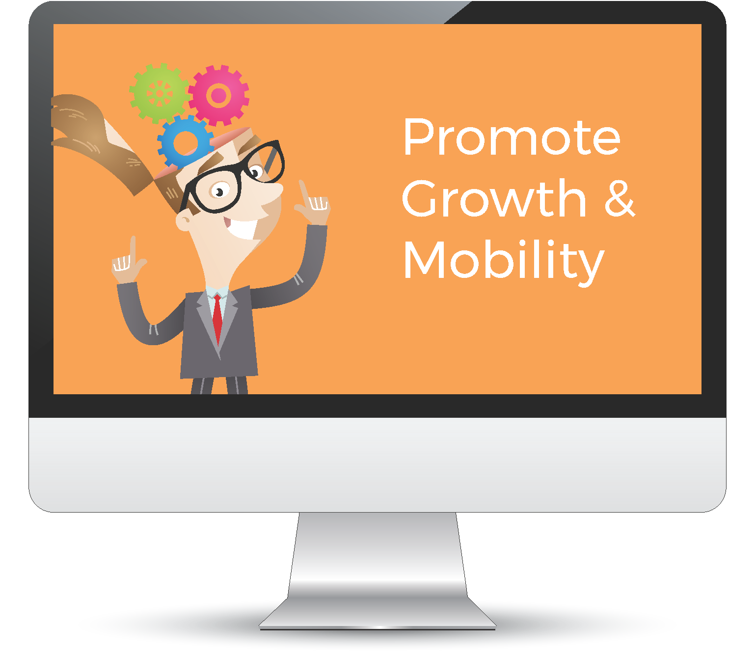 Growth and Mobility