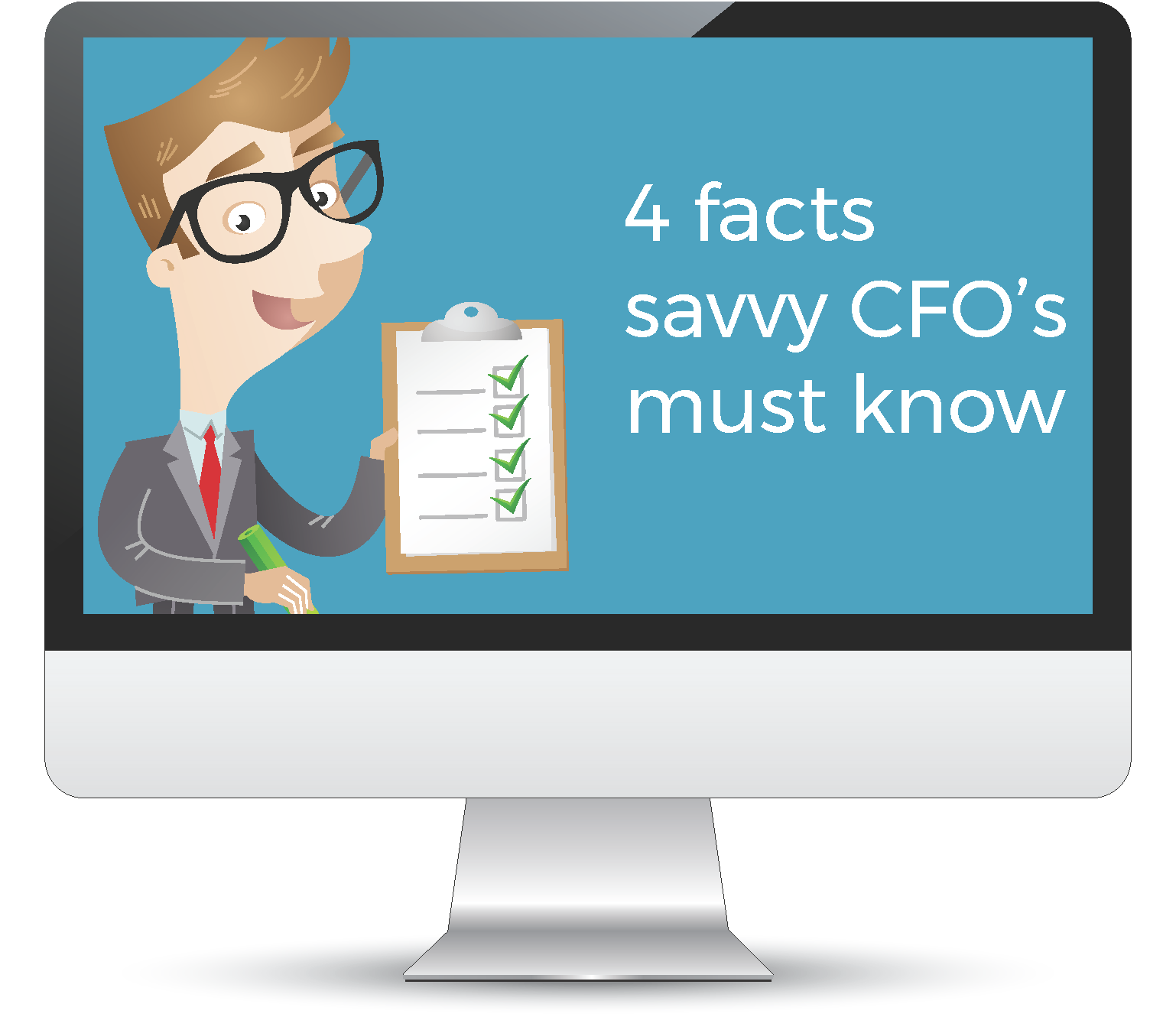 4 facts for CFO's