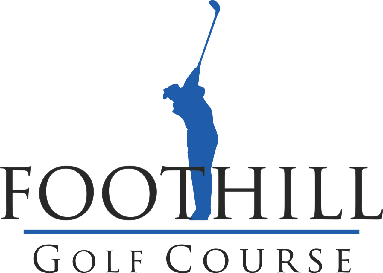 Foothill Golf Course logo