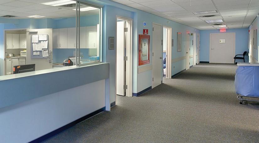 Medical Center Carpet