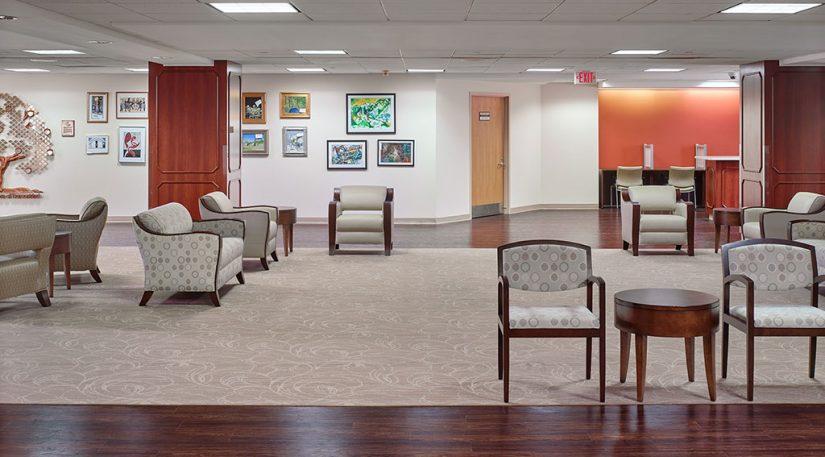 Medical Center Vinyl & Carpet