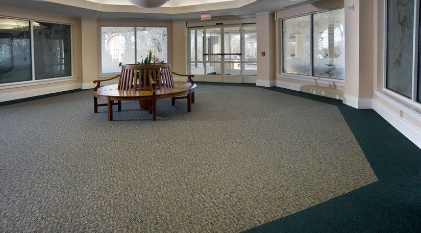 Senior Living Carpet
