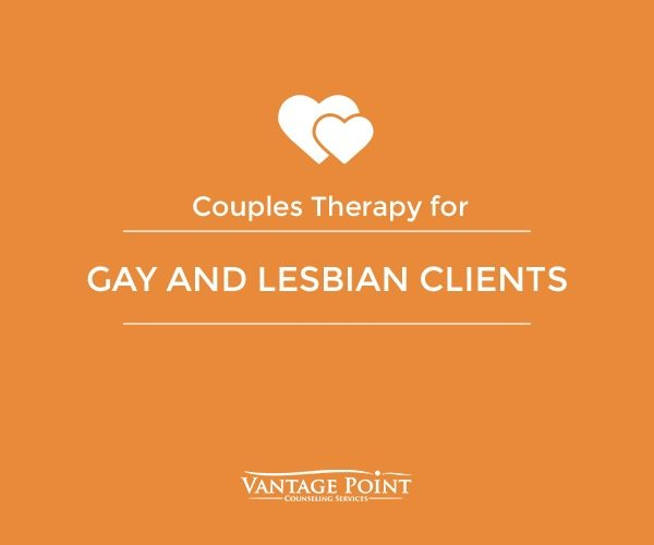 couples therapy for gay and lesbian clients