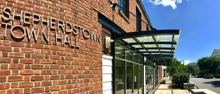 Shepherdstown Town Hall
