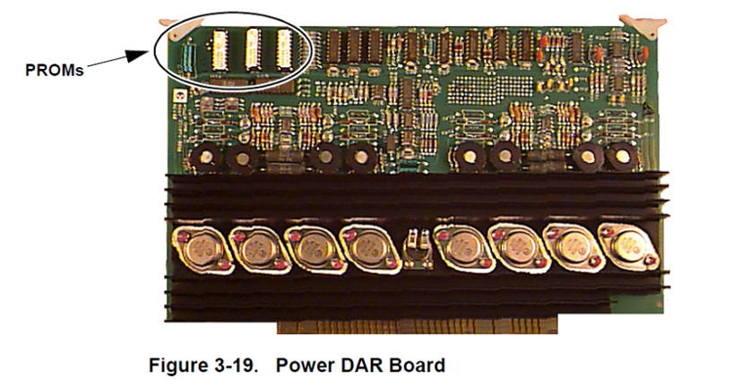 GSI 225.500.14 - Power DAR Board Repair