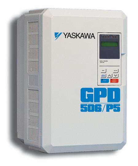 Yaskawa VFD GPD506V-B001