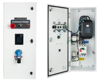 Motortronics VMX-Premium Series IEC Configured Soft Starters