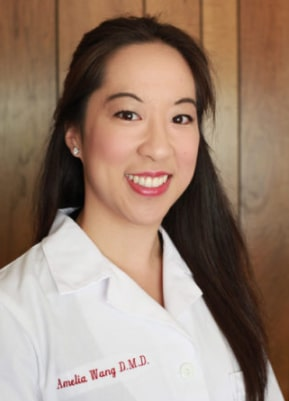 Dr. Amelia Wang Founder of Houston Dental Oasis Best Dentist and Dental Office in Houston