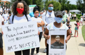 County leaders declare racism a public health crisis