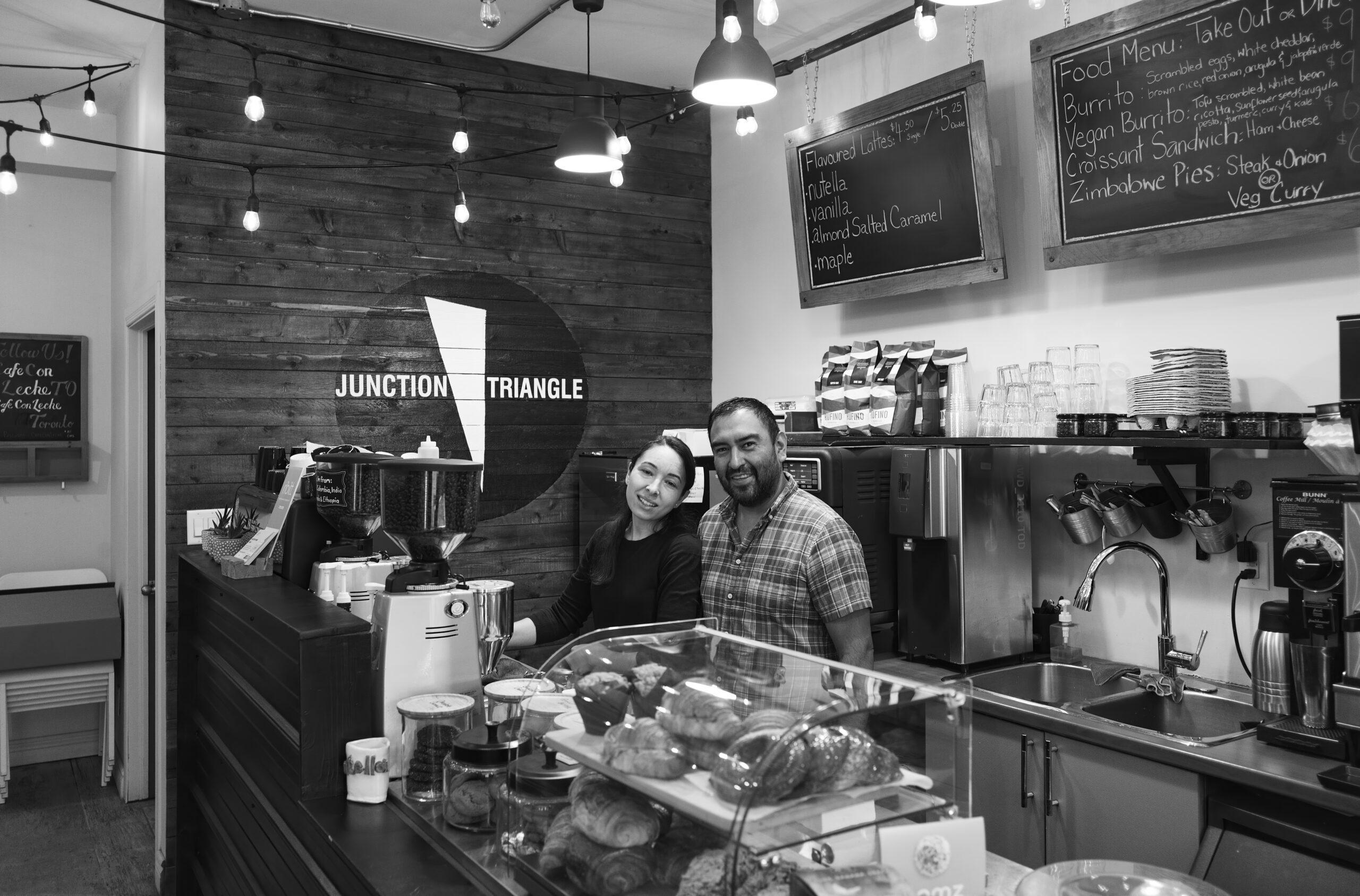 Sandra and Carlos, Cafe con Leche
