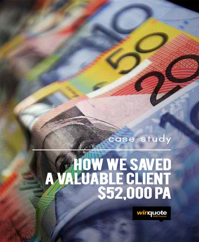 how we saved a client 52k title image