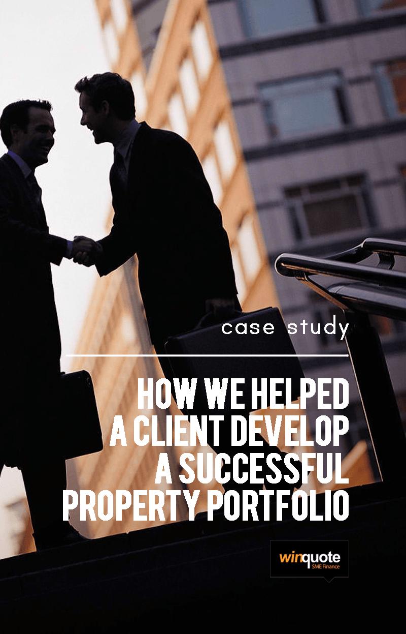 how we helped develop a portfolio winquote