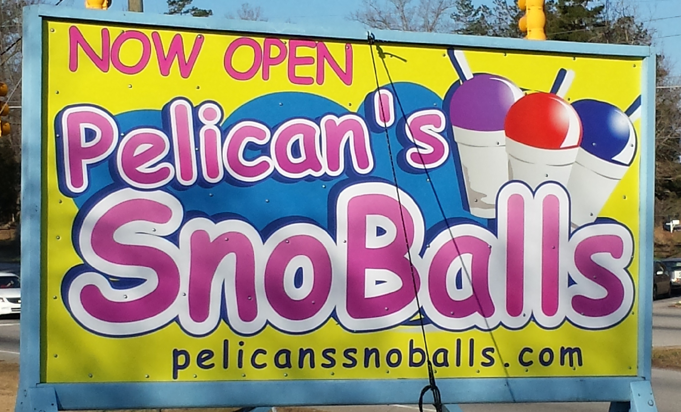 The Story behind Pelican's Snoballs