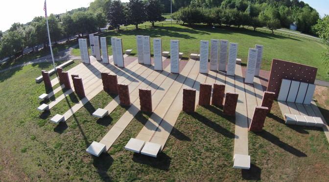 Veterans Memorial - Lake Benson - Garner - NC