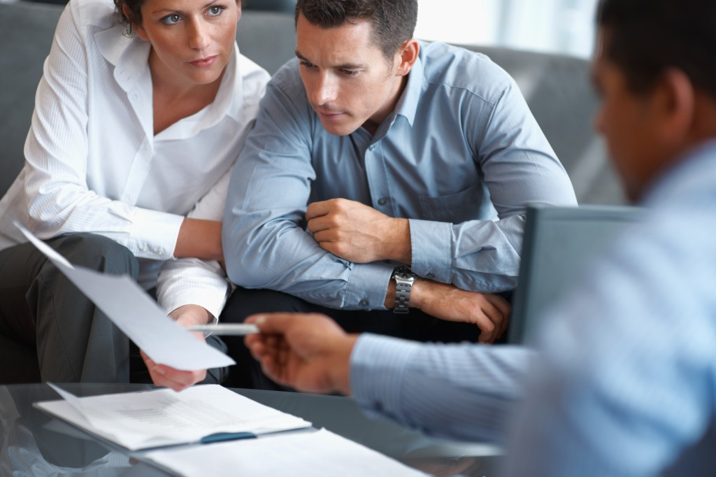 Real Estate professionals are paid to help smooth out the rough parts of the transaction.