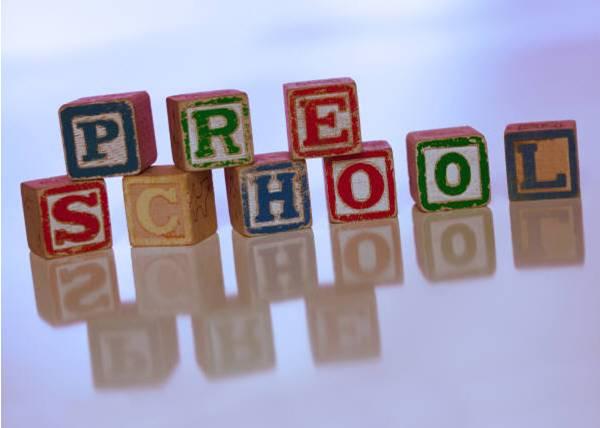 Preschool blocks