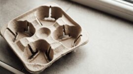Molded Paper Pulp Trays Benefits