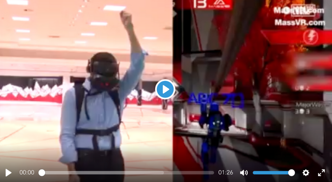 Localish – ABC 7 Chicago: MassVR Elevates Virtual Reality
