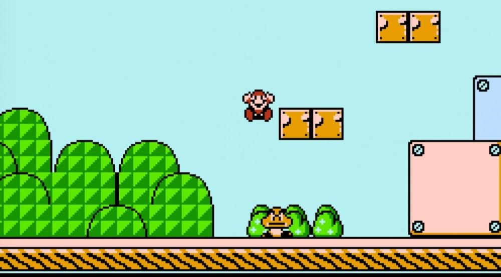 Super Mario Bros 3 Death
