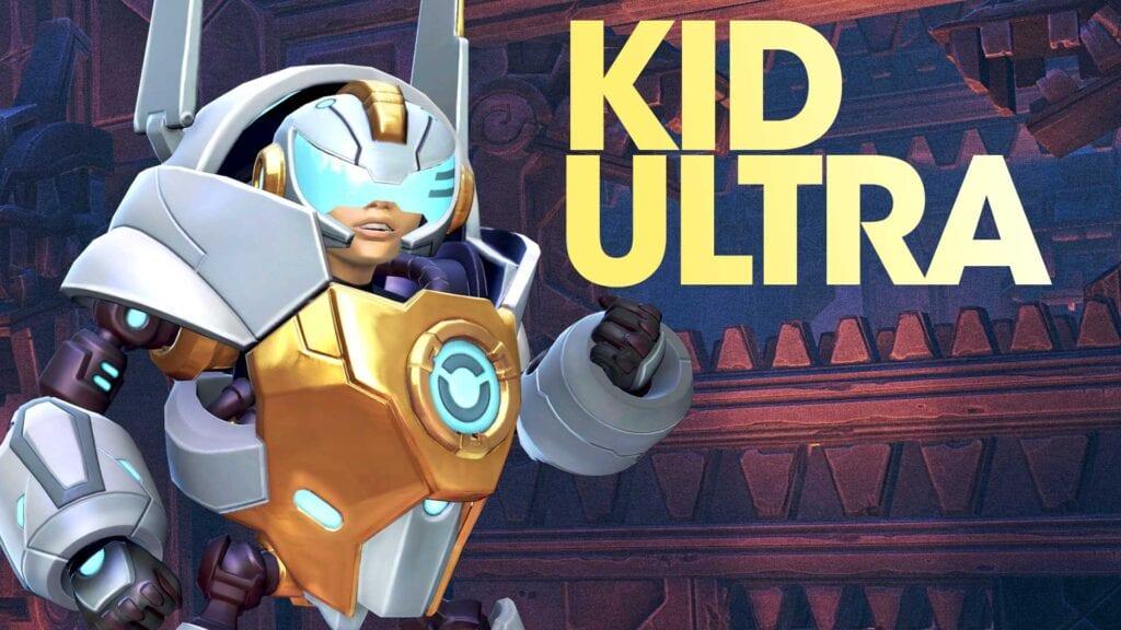 New Battleborn Character Kid Ultra