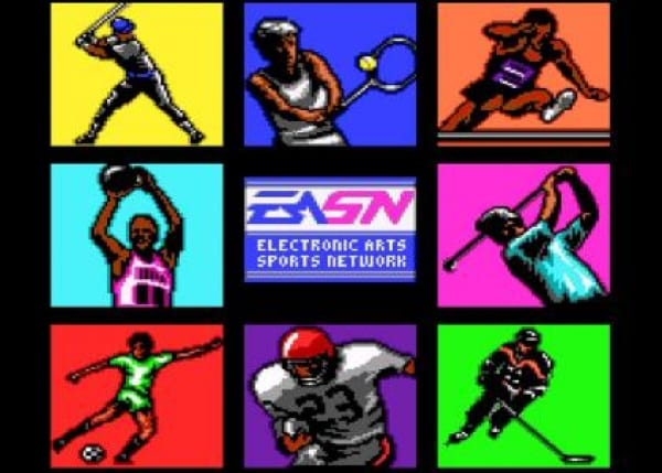 Electronic Arts Sports Network