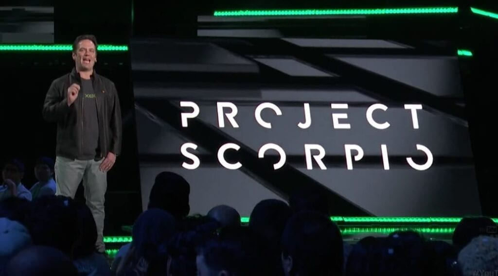 phil- spencer project scorpio